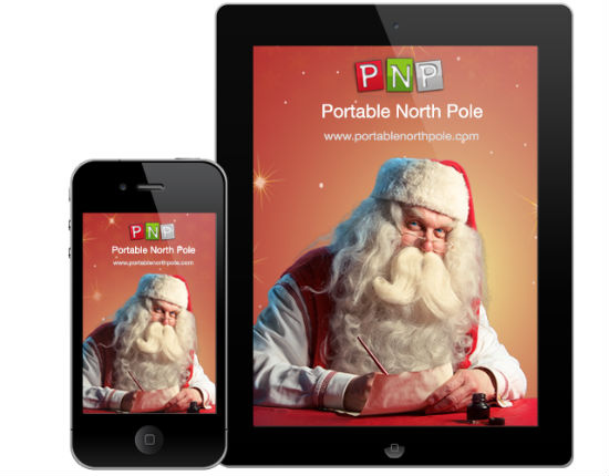 portable-north-pole-2014-app